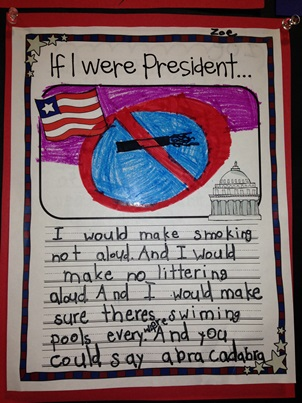 If i were the president essay