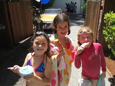 Avery, Mila and Liza