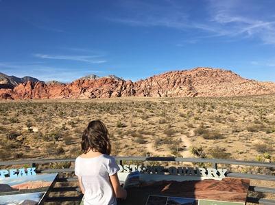 zoe-at-red-rock-canyon
