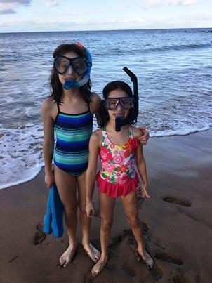 girls-ready-to-snorkel